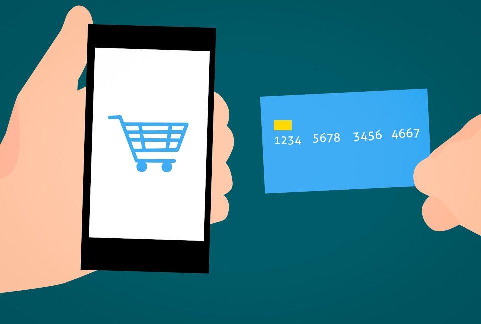 creacion tiendas on line aceptar tarjeta credito